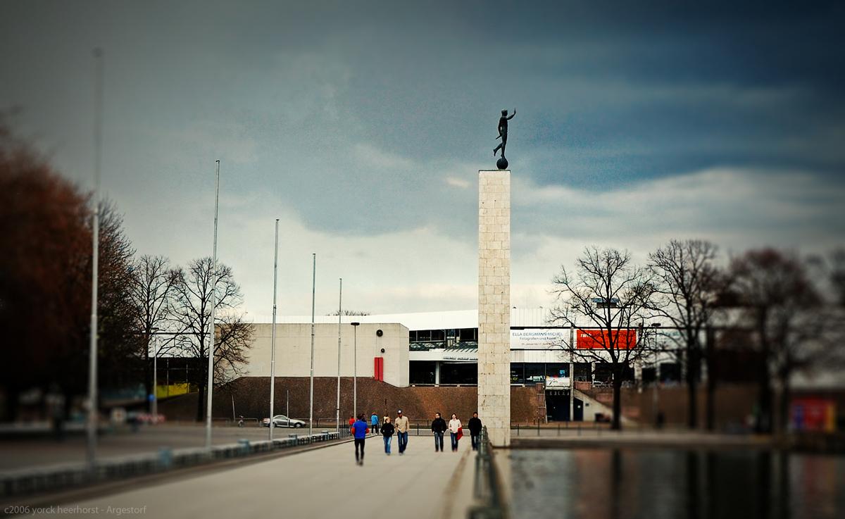 Architektur, Maschsee